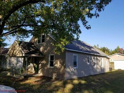 Herrin Single Family Home For Sale: 712 S 16th Street
