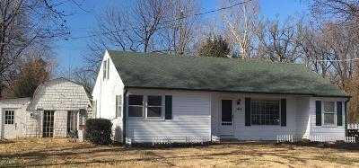 Massac County Single Family Home For Sale: 1405 Filmore Street