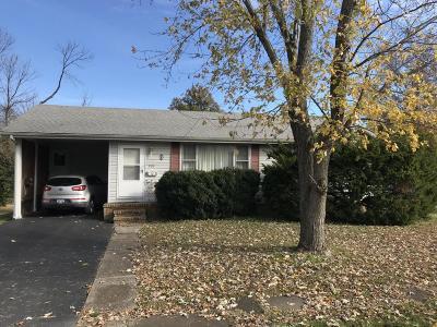 Herrin Single Family Home For Sale: 920 S 10th Street