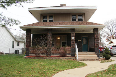Benton Single Family Home For Sale: 205 W Webster