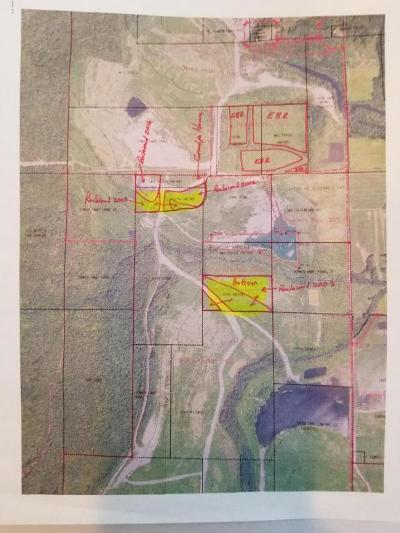 Saline County Residential Lots & Land For Sale: Eagle Creek Mine Rd