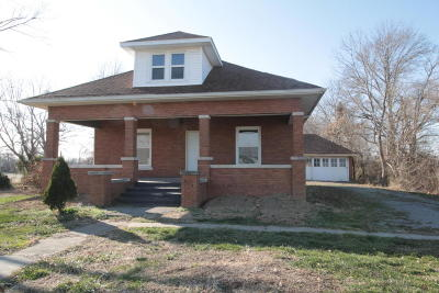 Marion Single Family Home For Sale: 2700 S Market Street
