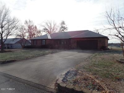 Marion Single Family Home For Sale: 1815 Paula Lane