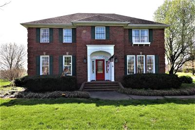 Massac County Single Family Home For Sale: 3054 Lakeview Drive