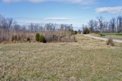 Massac County Residential Lots & Land Active Contingent: Mt Pleasant Road