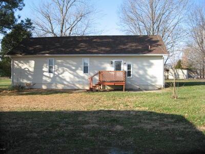 Herrin Single Family Home For Sale: 5124 Herrin Road