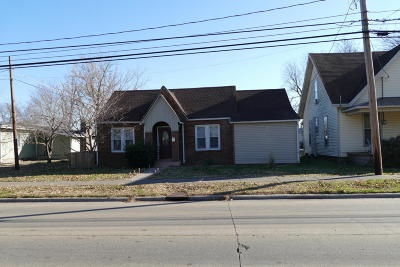 Massac County Single Family Home Active Contingent: 2004 North Avenue
