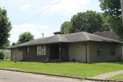Herrin Single Family Home For Sale: 216 N 12th Street