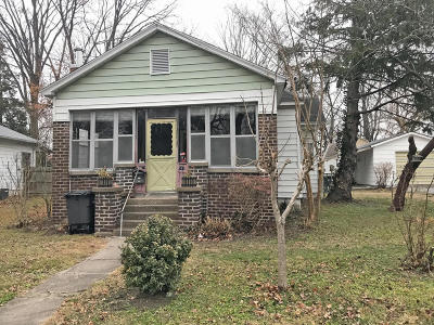 Carbondale Single Family Home For Sale: 513 N Michaels