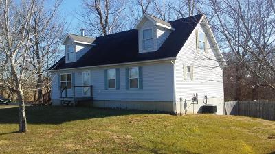 Jonesboro Single Family Home Active Contingent: 1245 S 127 Highway