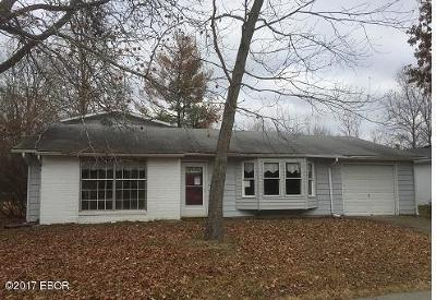 Carbondale Single Family Home For Sale: 2110 W Partridge Lane