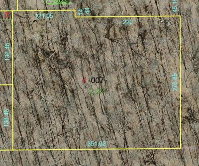 Carbondale Residential Lots & Land For Sale: Tba Lot 4 Shawnee Hills Dr Sub 1