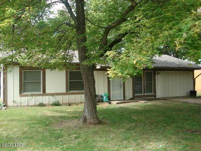 Herrin Single Family Home For Sale: 801 N 26th