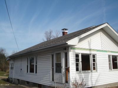 Herrin Single Family Home For Sale: 713 W Tyler