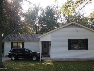 Herrin Single Family Home For Sale: 3109 Weaver Road