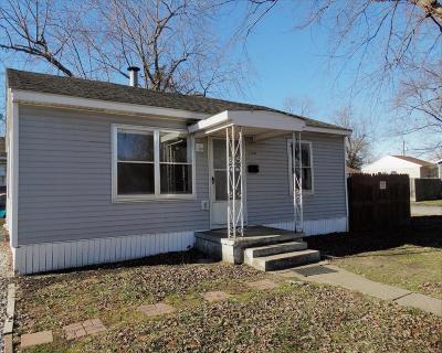 Marion Single Family Home For Sale: 1100 S Vicksburg