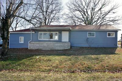Pope County Single Family Home For Sale: 316 E Patton Street