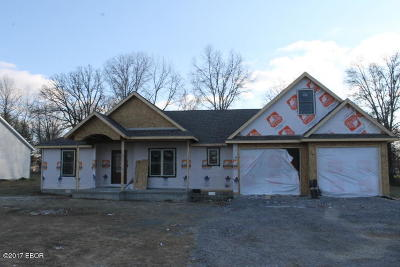 Carterville Single Family Home Active Contingent: 1121 Cheryl Drive