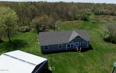 Single Family Home For Sale: 2744 Akin Road