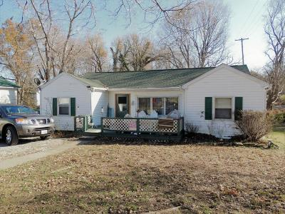 Johnson County Single Family Home For Sale: 57 W 3rd