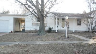 Herrin Single Family Home Active Contingent: 1414 W Tyler Street