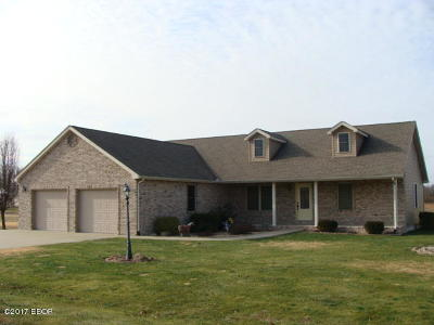 Herrin Single Family Home For Sale: 3217 Mustang Court