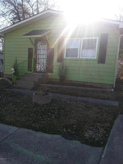 Carbondale Single Family Home For Sale: 307 E Sycamore