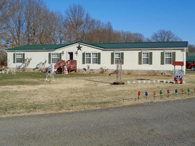Saline County Single Family Home For Sale: 55 Curry Lane