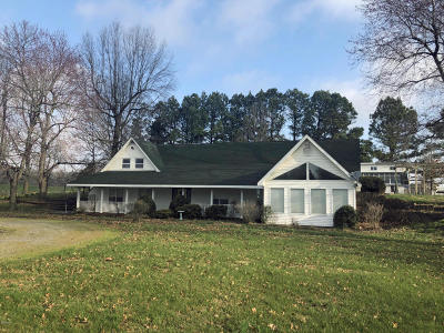 Massac County Single Family Home For Sale: 1114 Mt Mission Road