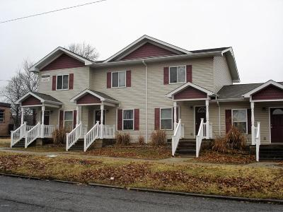 Carbondale Multi Family Home For Sale: 310-312 W Monroe