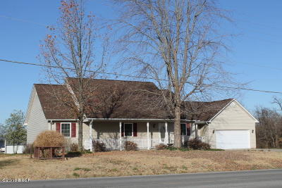Carterville Single Family Home Active Contingent: 1600 Marion Street