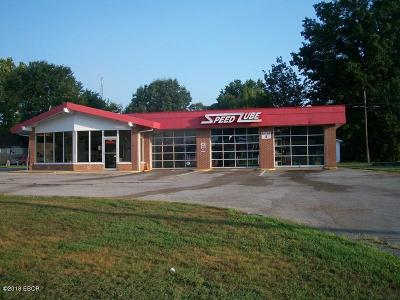 West Frankfort Commercial For Sale: 1202 W Main Street