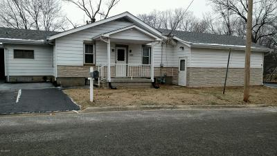 Single Family Home For Sale: 503 Maple