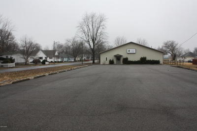West Frankfort Commercial For Sale: 225 S Parkhill