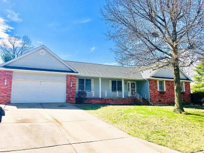 Herrin Single Family Home For Sale: 641 Indian Hill Drive