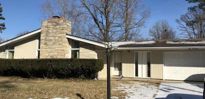 Carbondale Single Family Home For Sale: 619 S Glenview