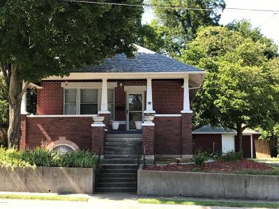 Carbondale Single Family Home For Sale: 804 W Walnut