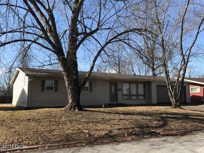 Herrin Single Family Home For Sale: 513 Frederick
