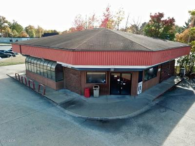 Carterville Commercial For Sale: 202 S Division Street