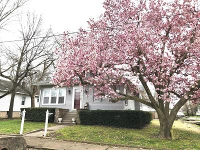 West Frankfort Single Family Home For Sale: 502 E 4th Street