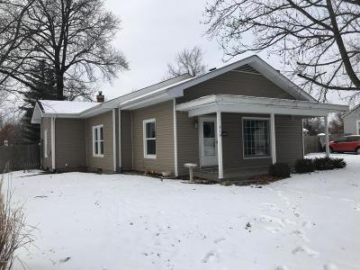 Marion Single Family Home For Sale: 910 S Madison Street