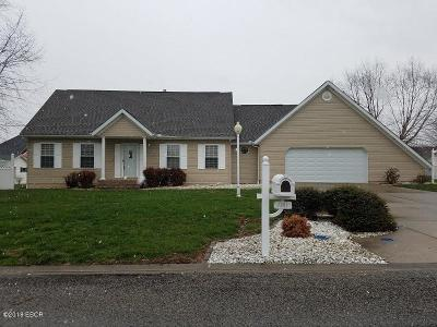 Herrin IL Single Family Home For Sale: $175,500