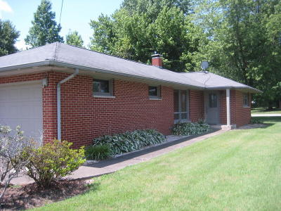 Carbondale Single Family Home For Sale: 2609 W Murphysboro