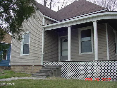 Murphysboro Single Family Home For Sale: 410 Walnut