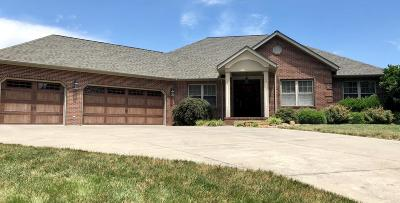 Murphysboro Single Family Home For Sale: 271 Majestic Oak Drive