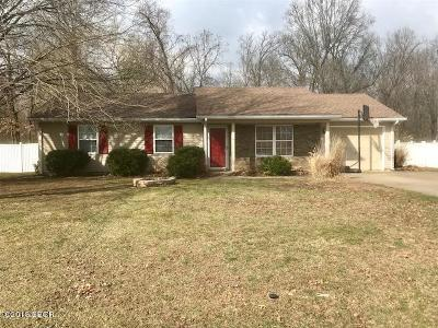 Herrin Single Family Home For Sale: 3125 Weaver Road