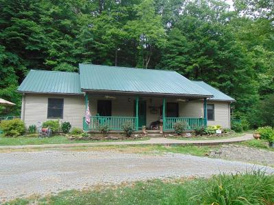 Jackson County, Williamson County Single Family Home For Sale: 1212 Happy Hollow Road