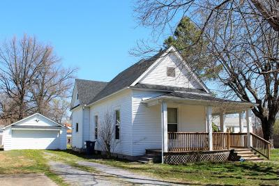 Marion Single Family Home For Sale: 902 W Prairie Street