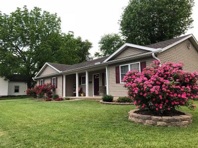 Herrin IL Single Family Home For Sale: $114,990