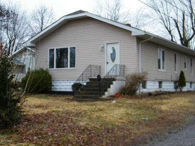 Marion Single Family Home For Sale: 502 E Parish